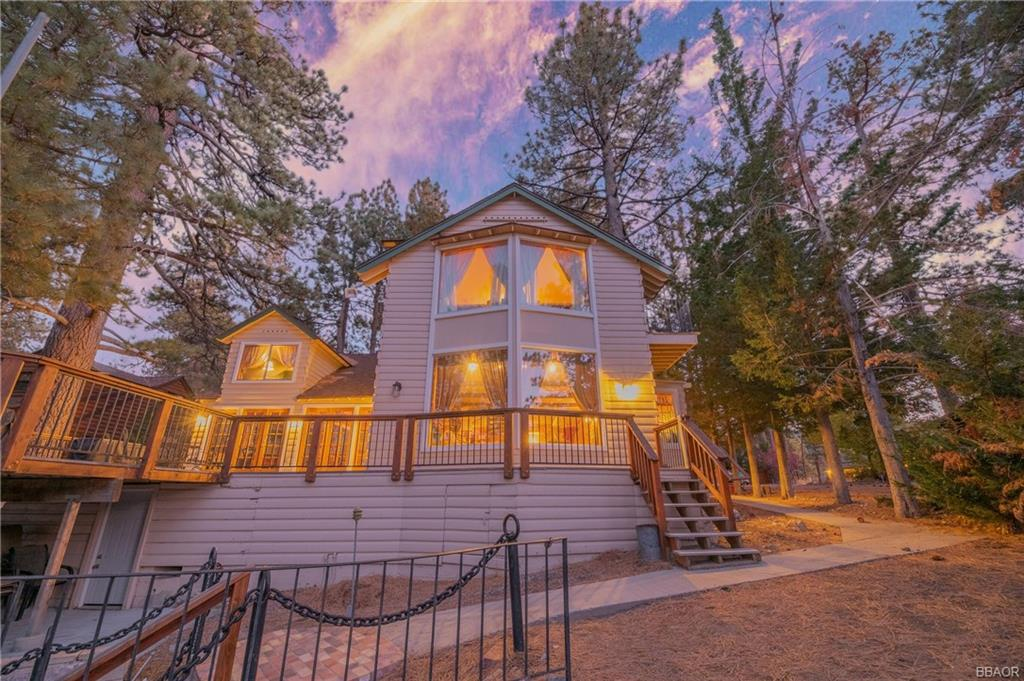 38790 Waterview Drive, Big Bear, California