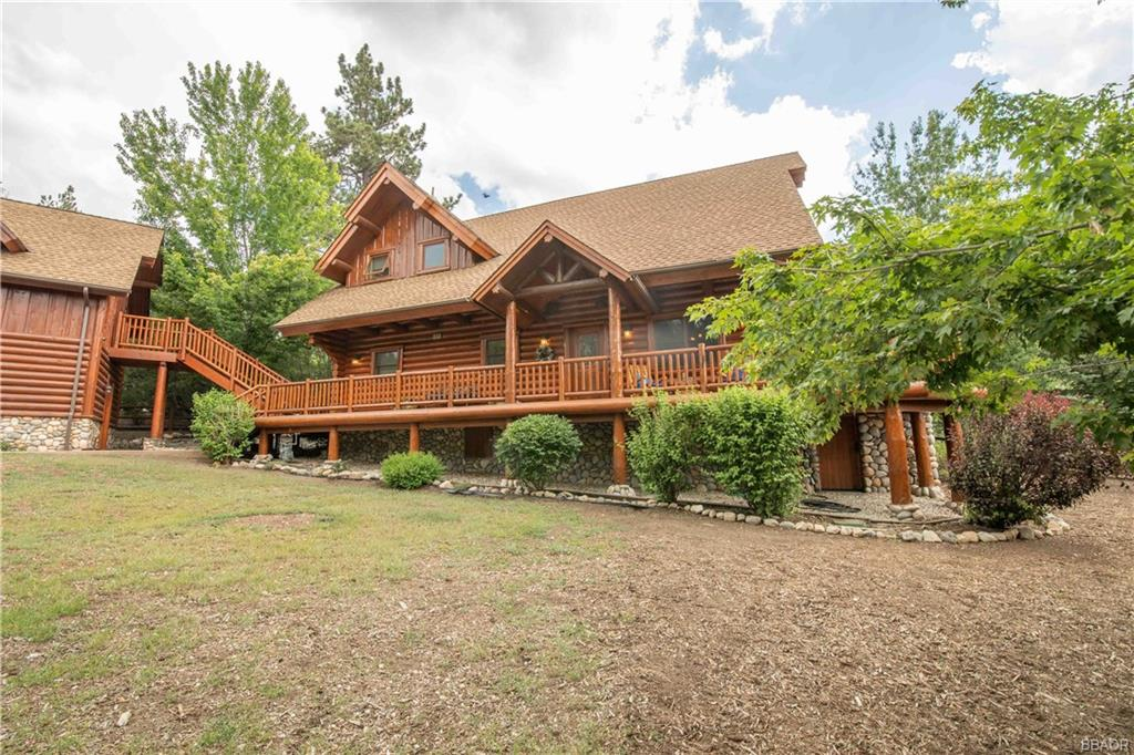One of Big Bear 3 Bedroom Homes for Sale at 43629 Bow Canyon Road
