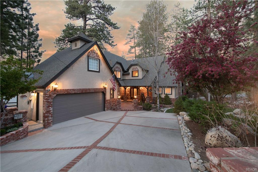 One of Big Bear 4 Bedroom Homes for Sale at 41324 Condor Drive