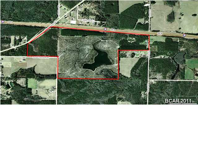 Image of Acreage for Sale near Chipley, Florida, in Washington county: 239.00 acres