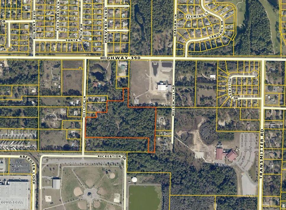 4514 HILLTOP Lane Lynn Haven, FL 32444
