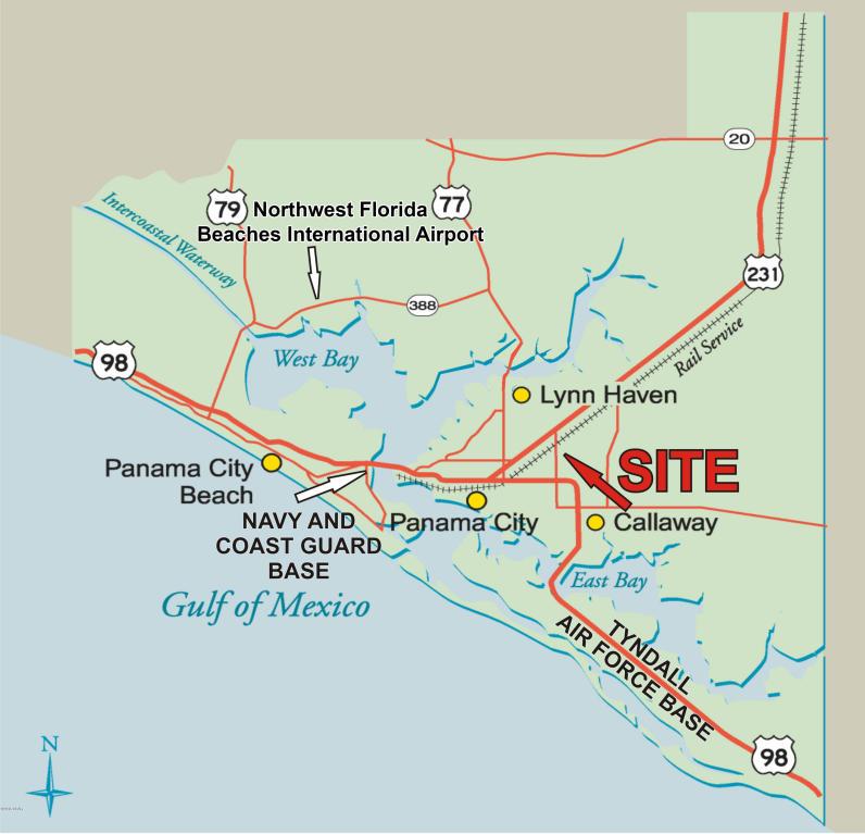 Land/Acres - Springfield, FL (photo 2)