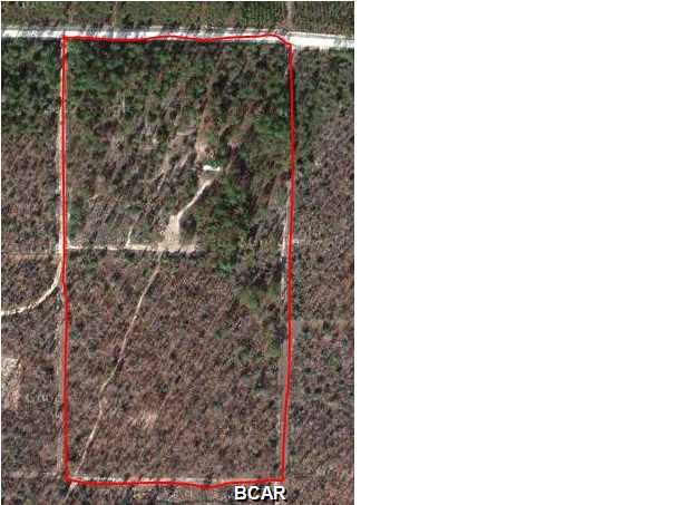 20 acres in Altha, Florida