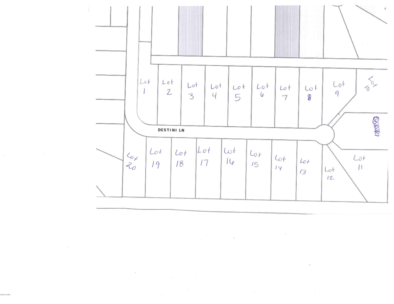 1418 DESTINI Lane Southport, FL 32409
