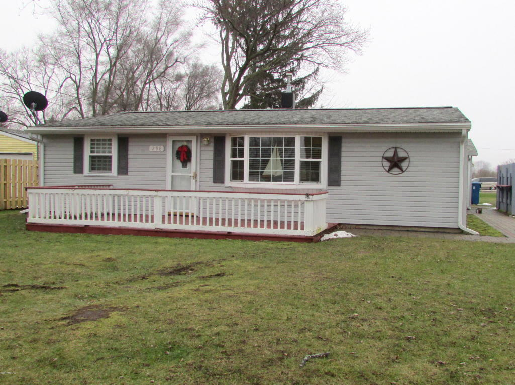 Photo of 298 W Cadet Road  Coldwater  MI