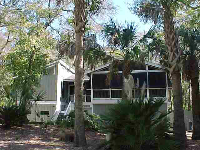 Rental Homes for Rent, ListingId:21954150, location: 374 PERCH DR Fripp Island 29920