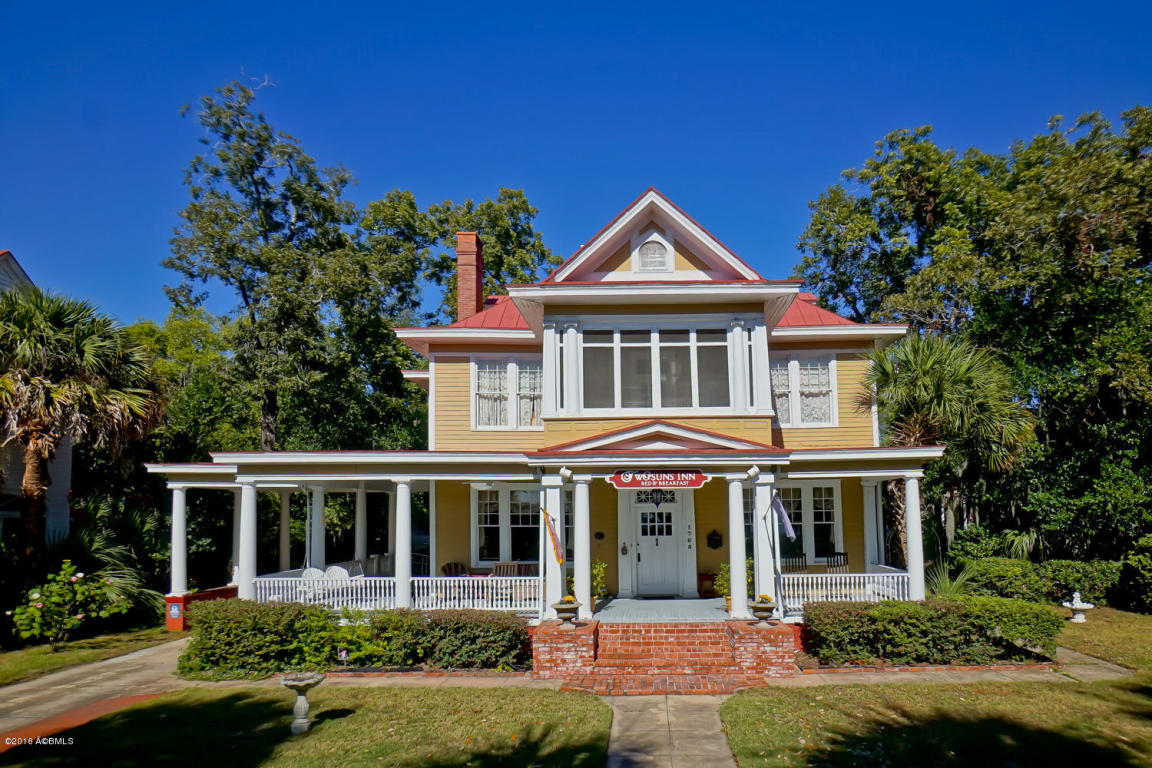 South carolina waterfront property in beaufort fripp for Builders in south carolina