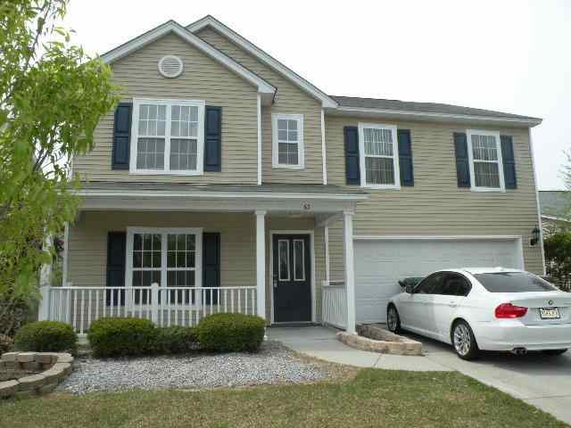 Rental Homes for Rent, ListingId:23171615, location: 63 Shadow Moss Drive Beaufort 29906