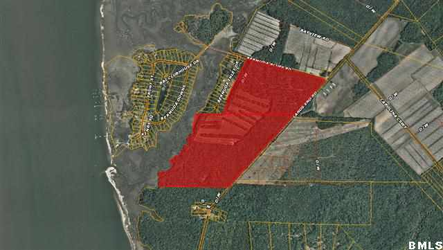 246 acres in Dataw Island, South Carolina
