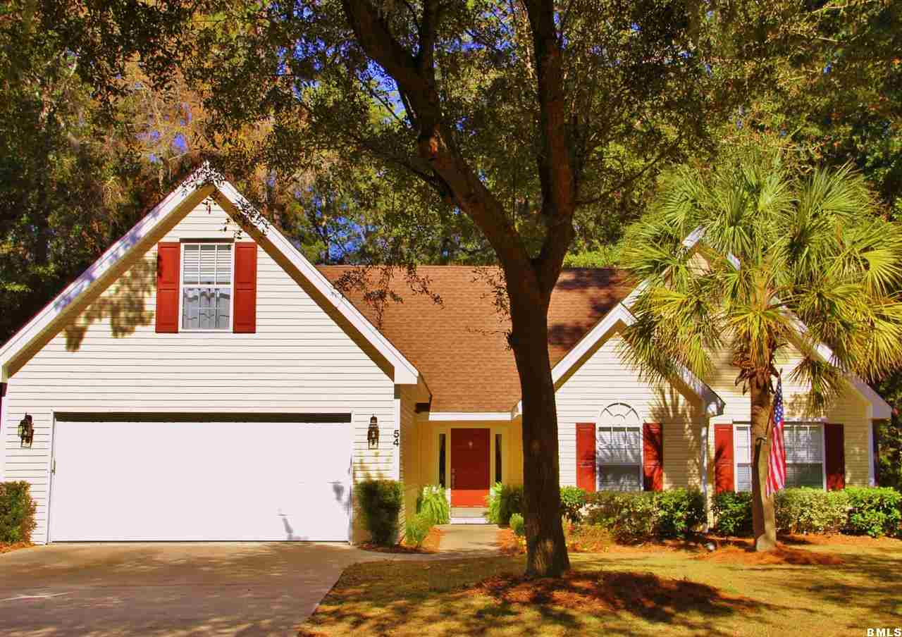 Rental Homes for Rent, ListingId:26379747, location: 54 Francis Marion Circle Beaufort 29907