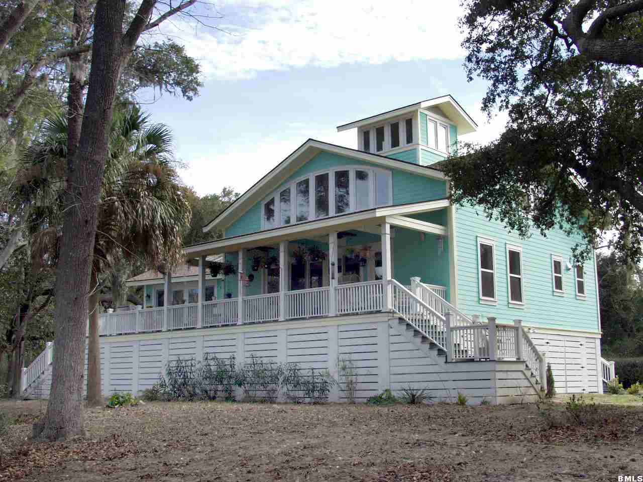 4.49 acres in Beaufort, South Carolina