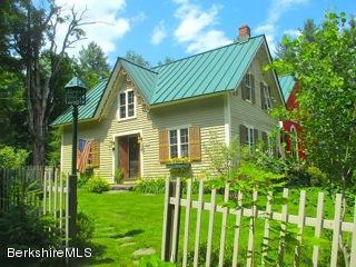 134 acres Plainfield, MA