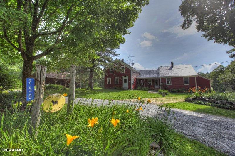 Real Estate for Sale, ListingId: 32052519, Sandisfield,MA01255