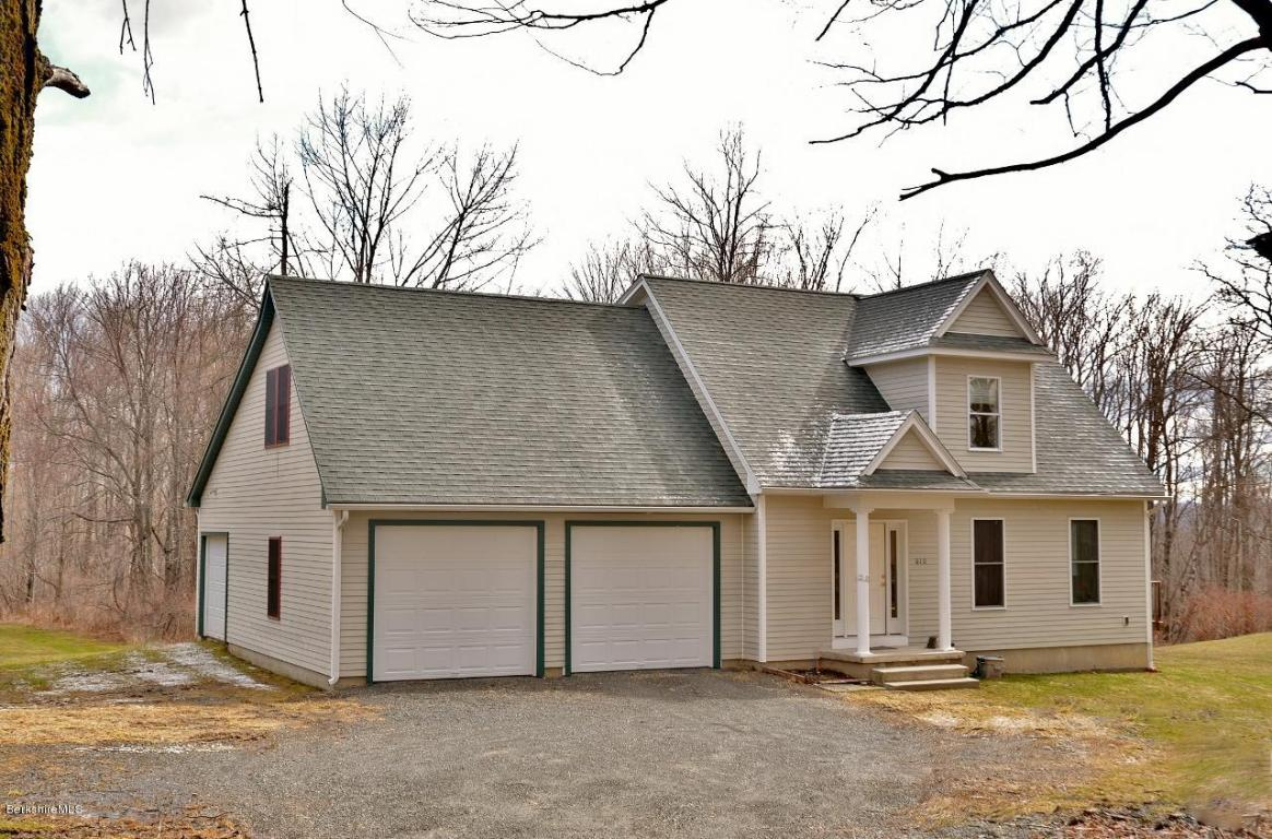 6.1 acres Hinsdale, MA