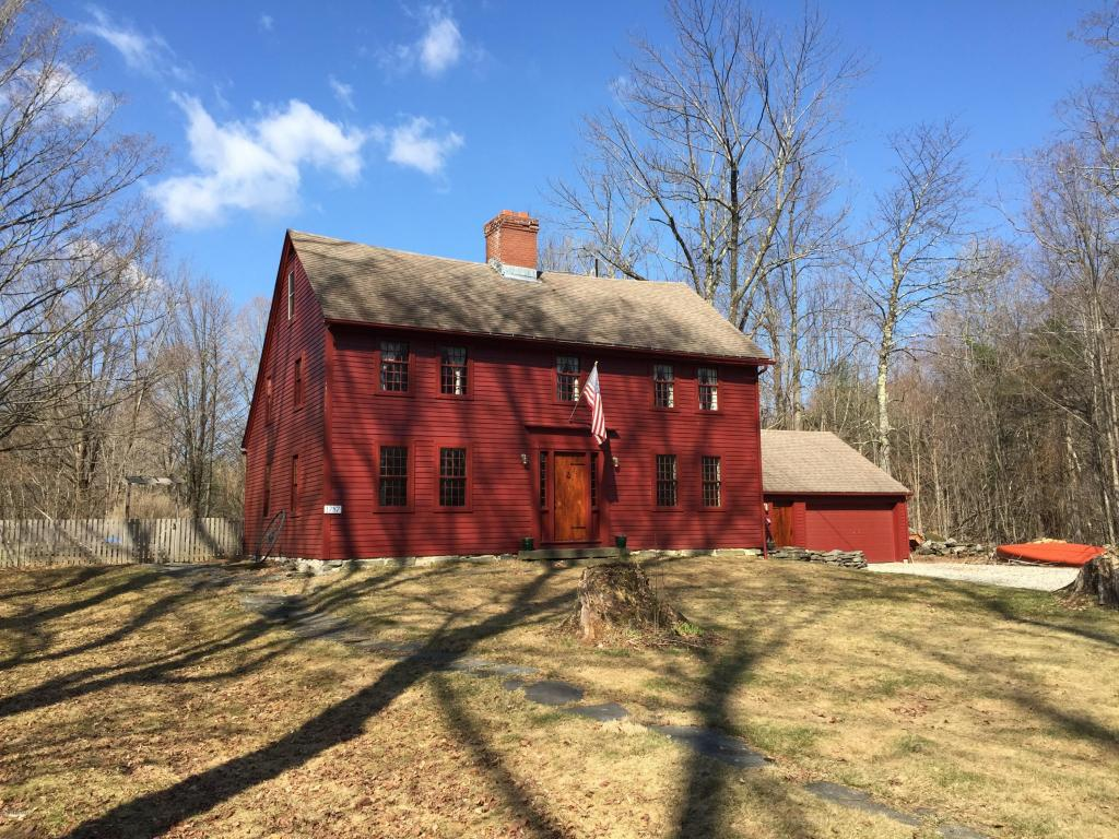 2.15 acres Chester, MA