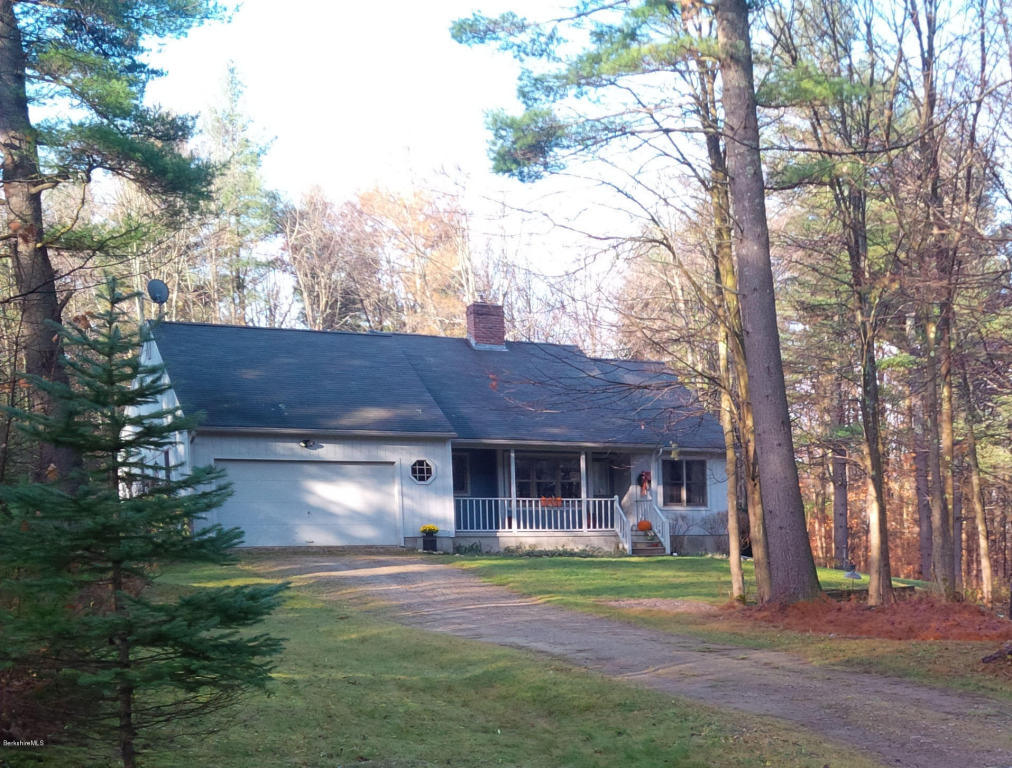 2.02 acres Middlefield, MA