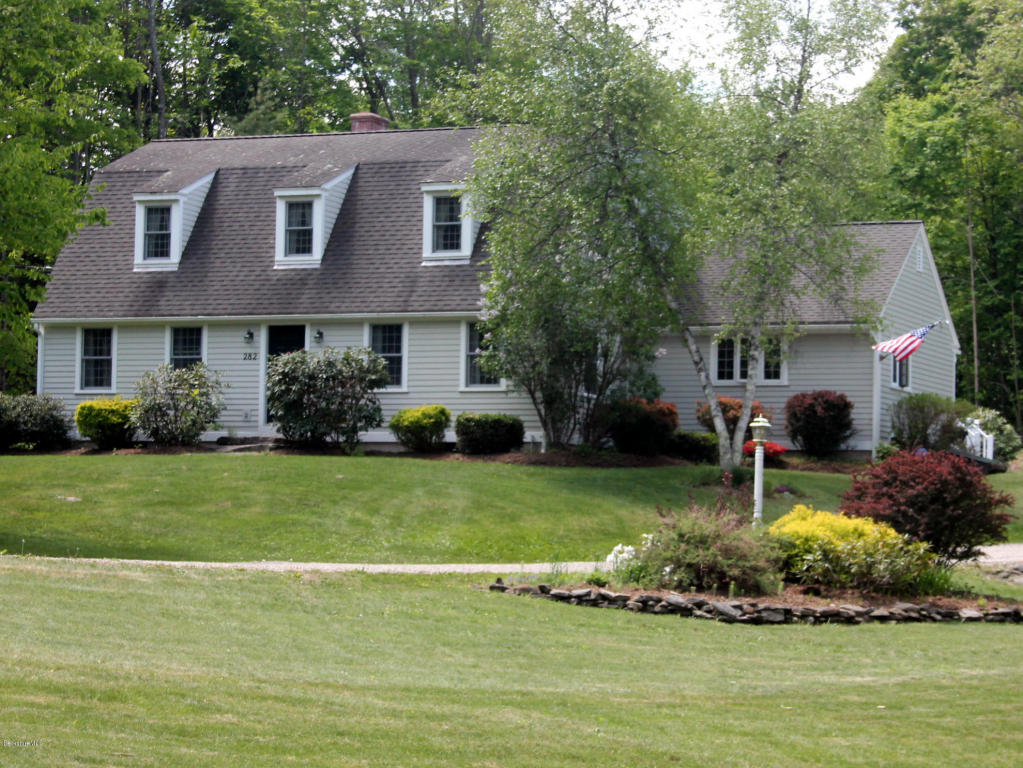 2 acres Chester, MA