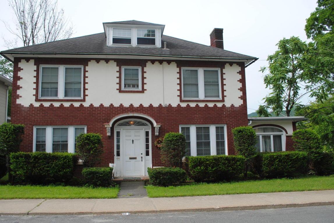 66 Holbrook St, North Adams, MA 01247