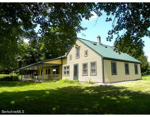 132.2 acres Hawley, MA