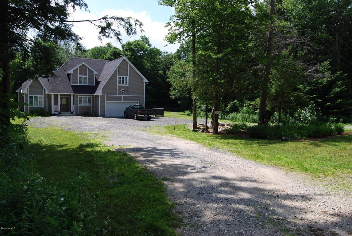 2.11 acres Becket, MA