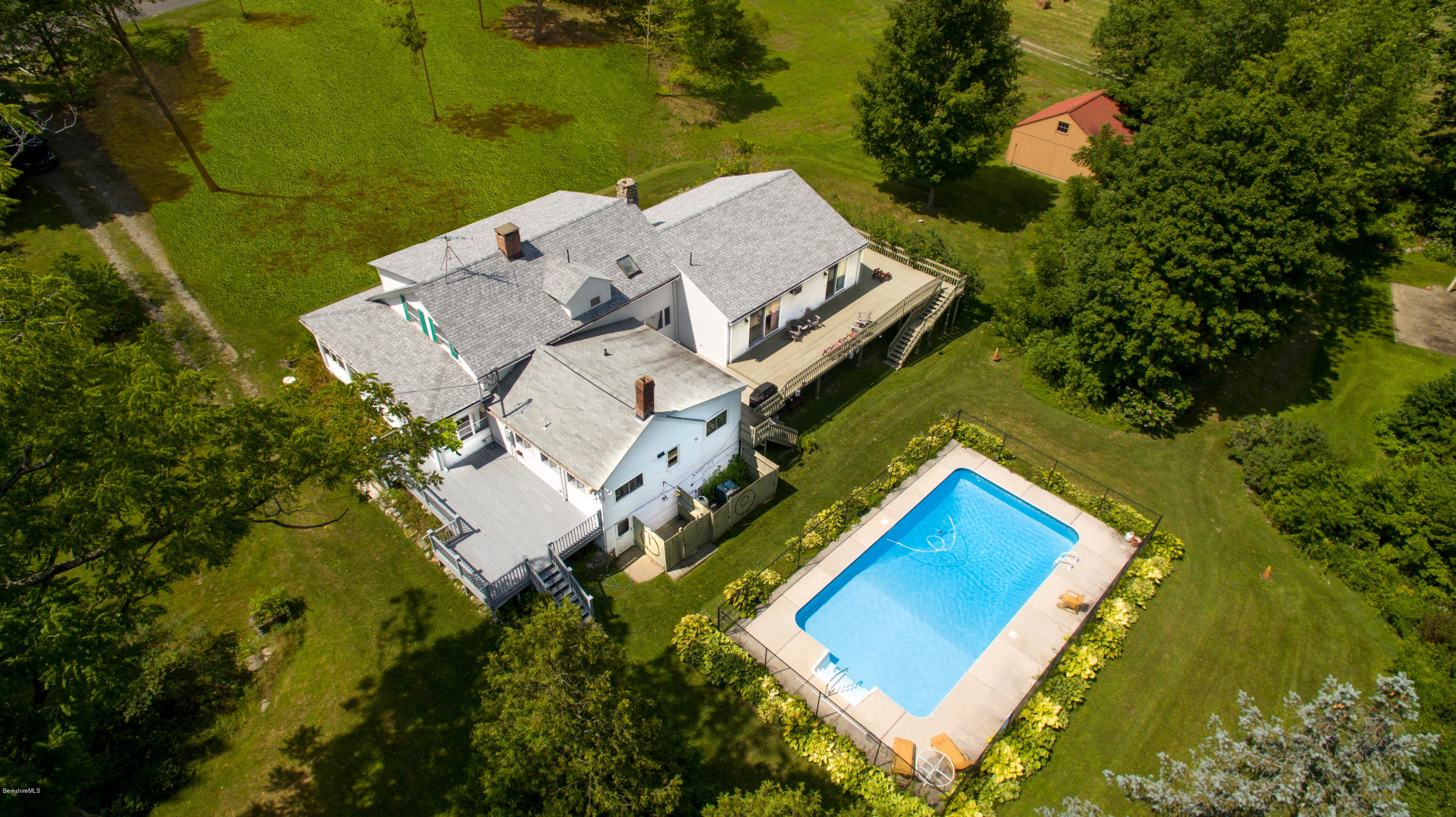 117 acres Alford, MA