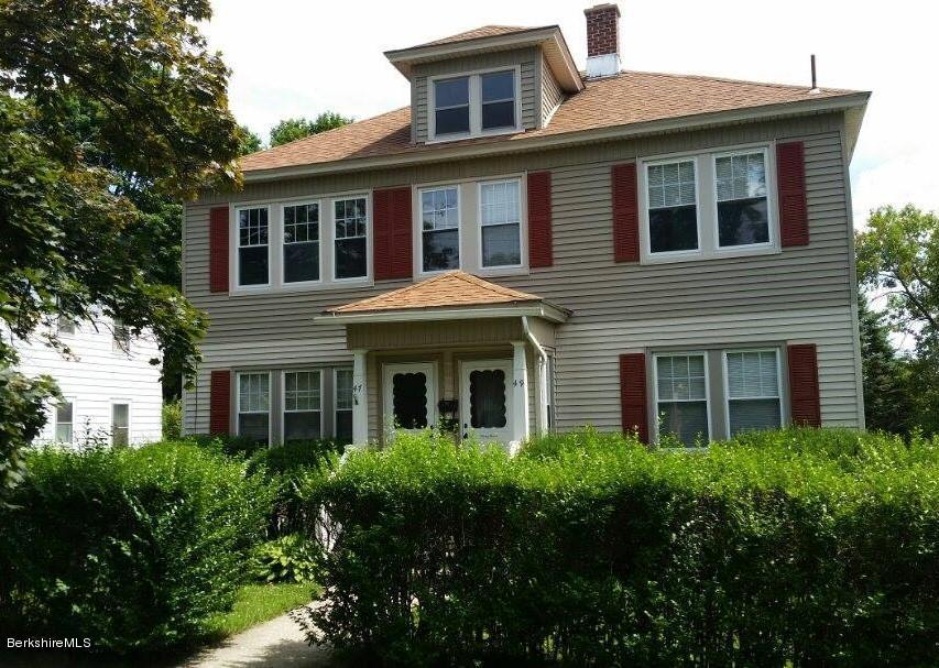 47 New Hampshire Ave, Pittsfield, MA 01201