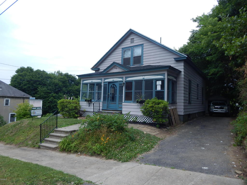 43 Sadler Ave, Pittsfield, MA 01201