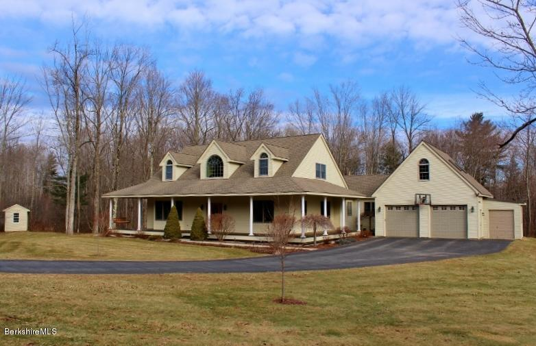 Residential, Cape,Contemporary - Pittsfield, MA (photo 1)