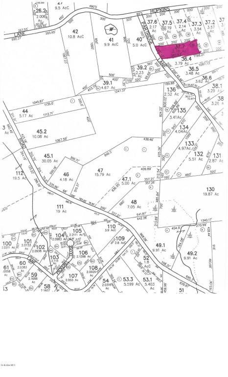 Lot 37.7 Partridge Ln Becket, MA 01223