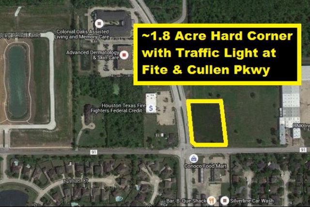Cullen Pkwy, Pearland, TX 77581