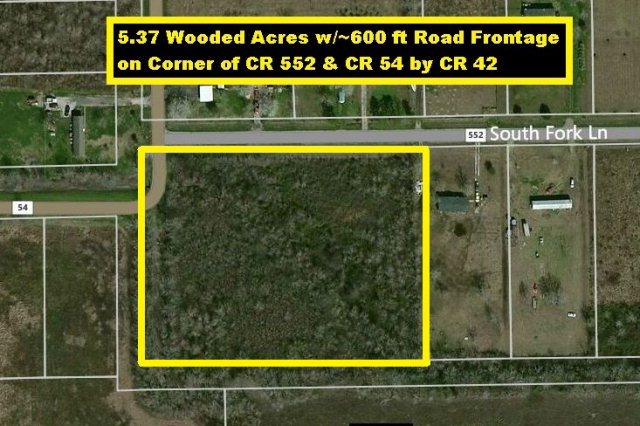 0 County Road 552, Rosharon, TX 77583