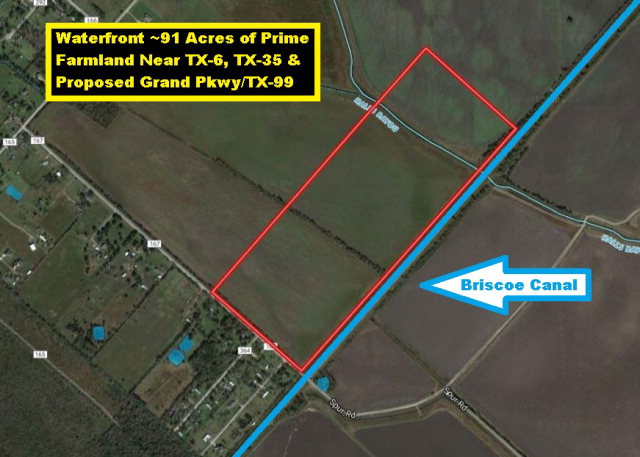 0 County Road 167, Alvin, TX 77511