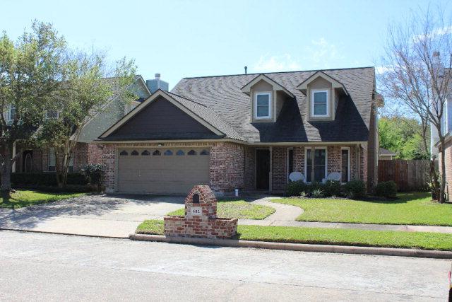612 Prairie Ln, Angleton, TX 77515