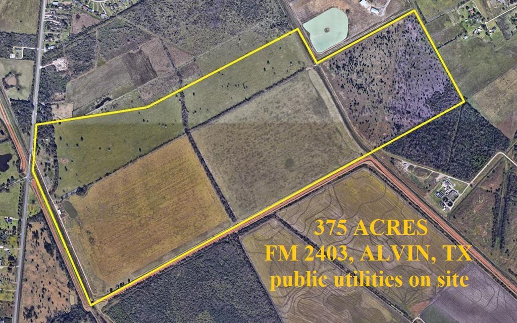 365ACRES FM 2403 ALVIN, TX 77511