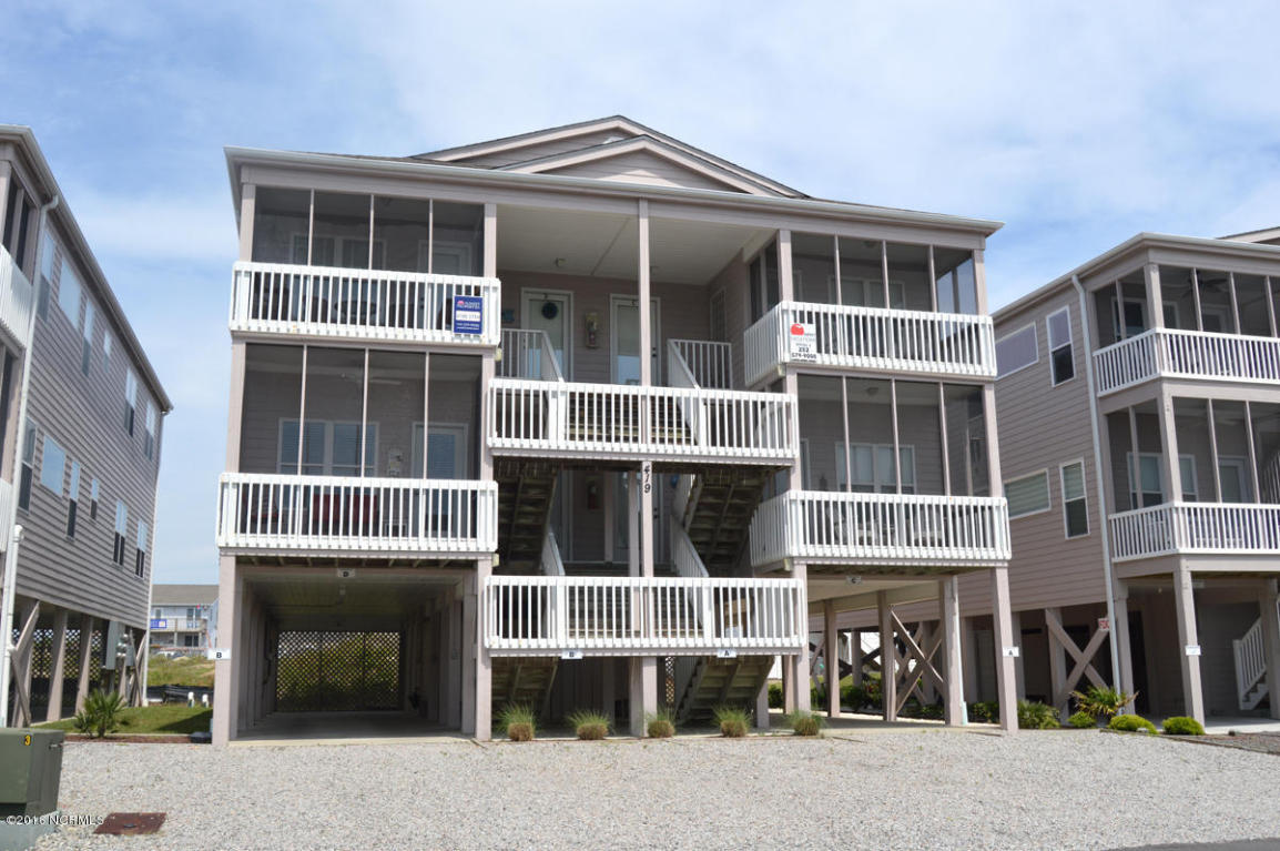 419 27th St # B, Sunset Beach, NC 28468