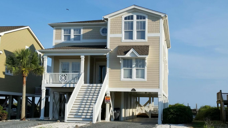 North Carolina Waterfront Property In Ocean Isle Sunset