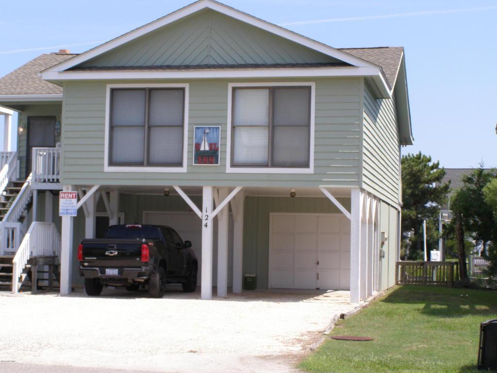 124 Sanford St, Holden Beach, NC 28462