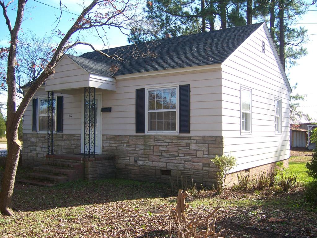 Photo of 416 Clay Street  Whiteville  NC