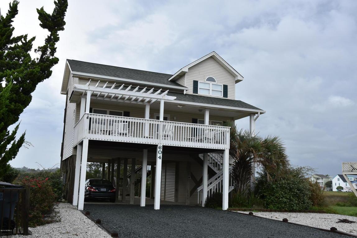 Photo of 604 Ocean Boulevard W  Holden Beach  NC
