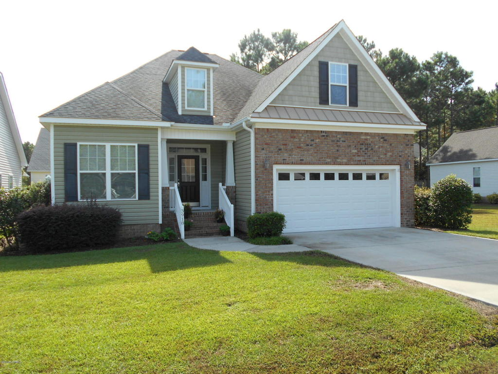 3918 Meeting Place Ln, Southport, NC 28461