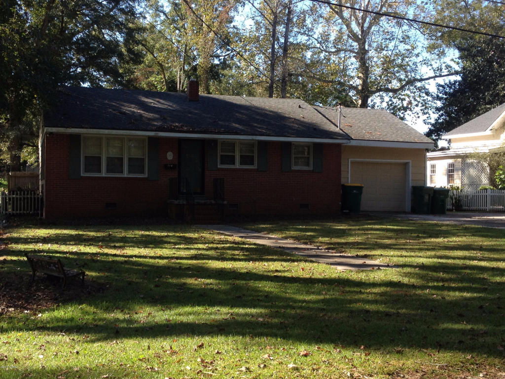 Photo of 114 Frink Street  Whiteville  NC