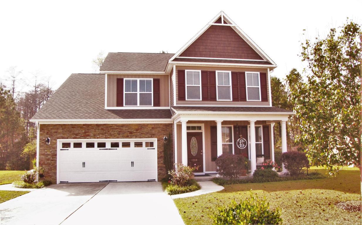 1260 S Brook Rd, Winnabow, NC 28479