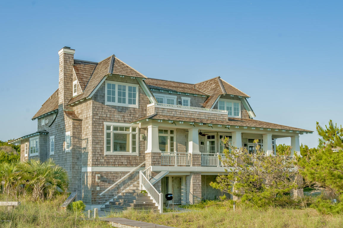 4 Dunedin Court, Bald Head Island, North Carolina
