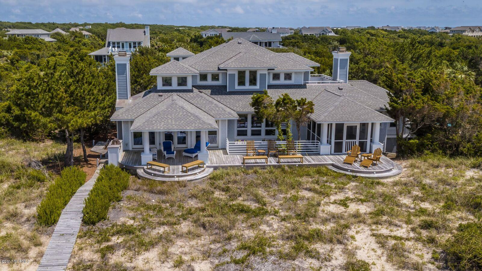 23 Cape Fear Trail, one of homes for sale in Bald Head Island