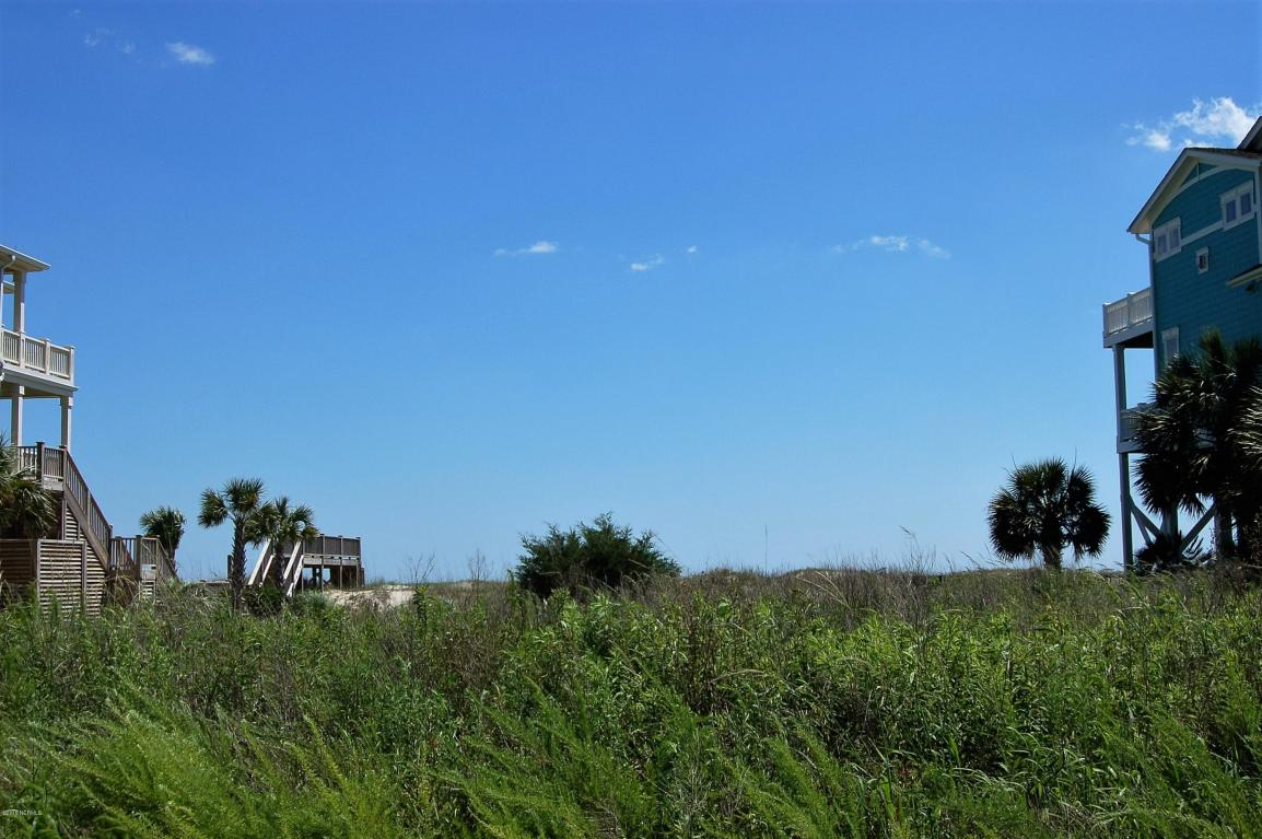 One of Holden Beach Homes for Sale at 1357 Ocean Boulevard W