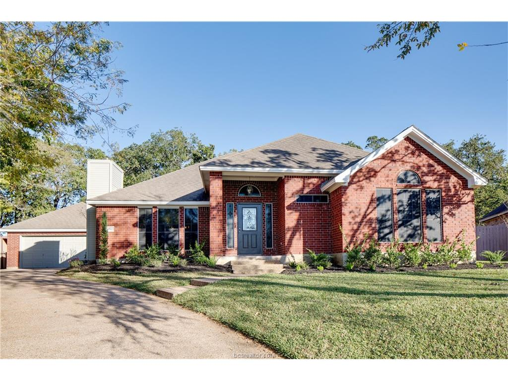Photo of 3512 Pioneer Circle  Bryan  TX