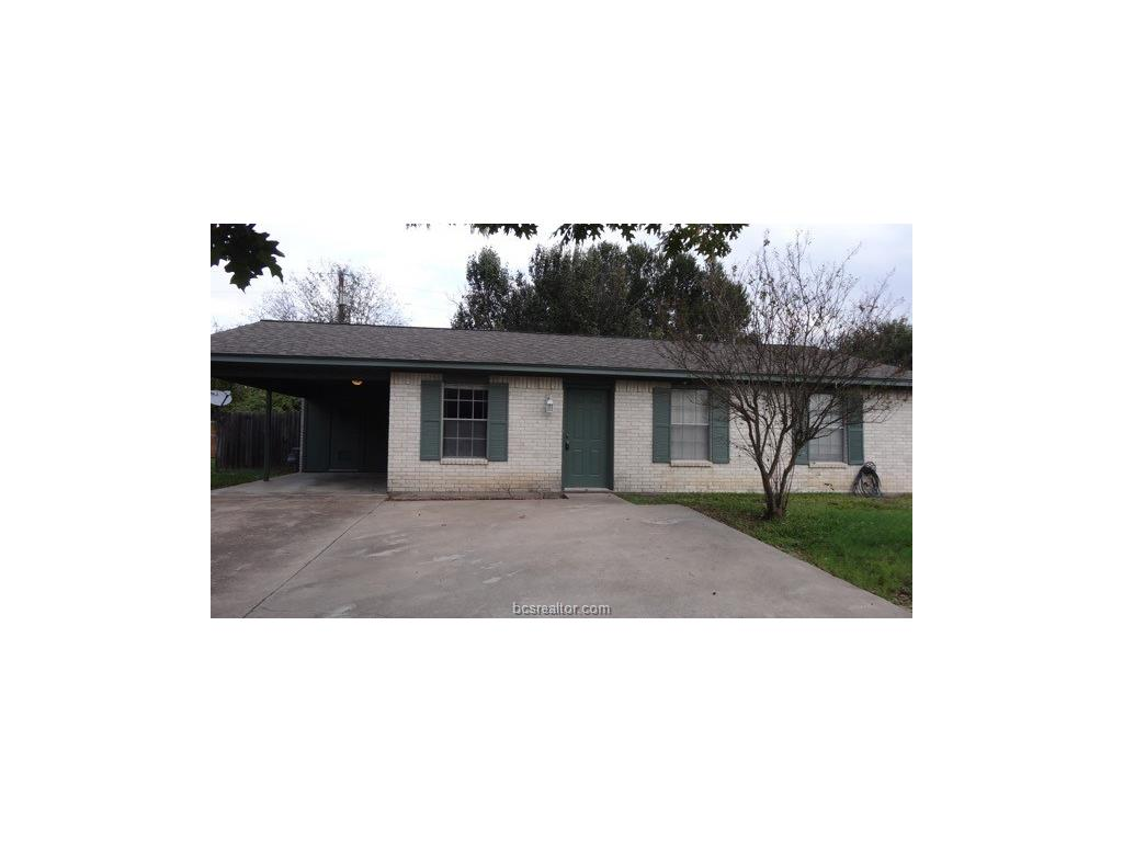 Photo of 3107 Normand Drive  College Station  TX