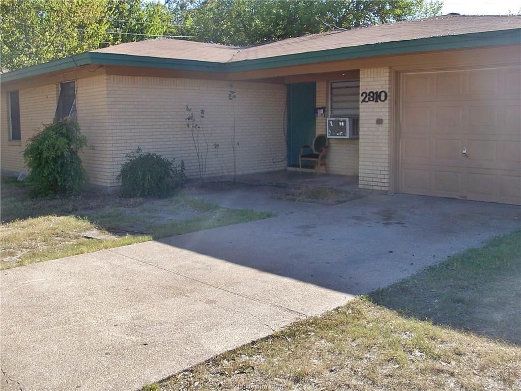 Photo of 2310 Truman Street  Bryan  TX