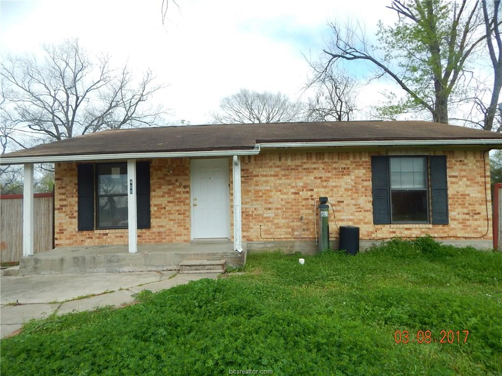 Photo of 408 Millican Street  Navasota  TX