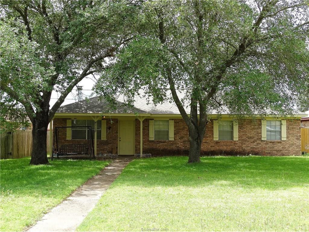 Photo of 4113 Kenwood Drive  Bryan  TX